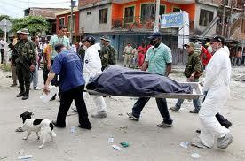 La guerrilla en Colombia sigue viva